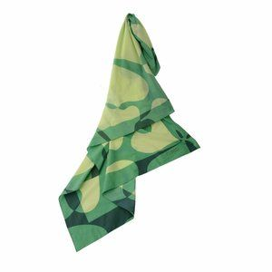Malo Green Multi Way Wear Pareo Scarf